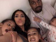 Kim Kardashian agacée par Kanye West : ils vivent séparément à la maison