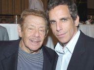 Ben Stiller en deuil : il annonce la mort de son père, Jerry Stiller