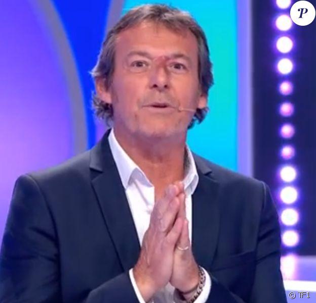 "Jean-Luc Reichmann dans ""Les 12 coups de midi"" mardi 12 mai 2020 - TF1"
