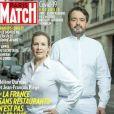 """Magazine """"Paris Match"""" en kiosques le 14 mai 2020."""