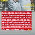 Laetitia Hallyday apporte son soutien à Hélène Darroze - Instagram, 14 mai 2020
