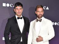 Ricky Martin partage un baiser langoureux avec son mari en vidéo