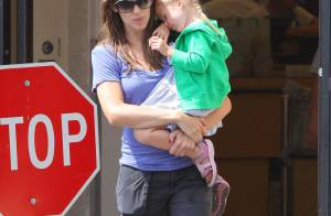 Jennifer Garner : sa meilleure amie... c'est sa fille Violet !