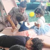 Cristiano Ronaldo : Malmené par ses enfants, avant le retour à l'entraînement