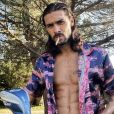 Julien Guirado (Les Anges) sur Instagram - mars 2020