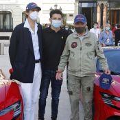 Charles Leclerc tourne pour Claude Lelouch, devant le clan princier de Monaco