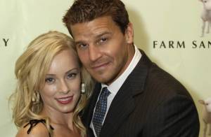 Le charmant David Boreanaz,