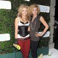 La super canon AnnaLynne McCord et sa soeur Angel McCord, à l'occasion de la soirée de présentation de la saison 2 de  90210 , à Los Angeles, le 1er septembre 2009 !