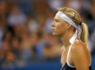 Maria Sharapova nous avait caché sa nouvelle tenue... Pas mal ! Et on risque de beaucoup la voir !