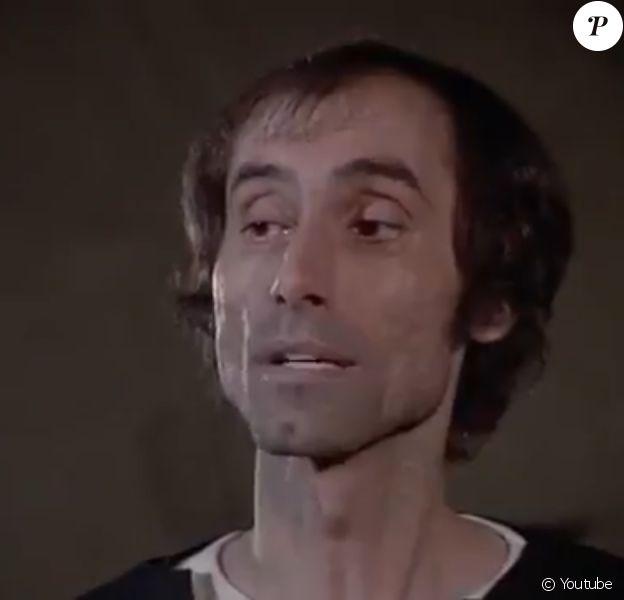 """Anthony James dans la série """"L'agence tous risques""""."""