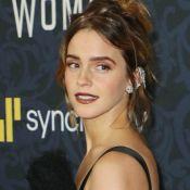 Emma Watson : Vivement critiquée pour son Blackout Tuesday, elle sort du silence