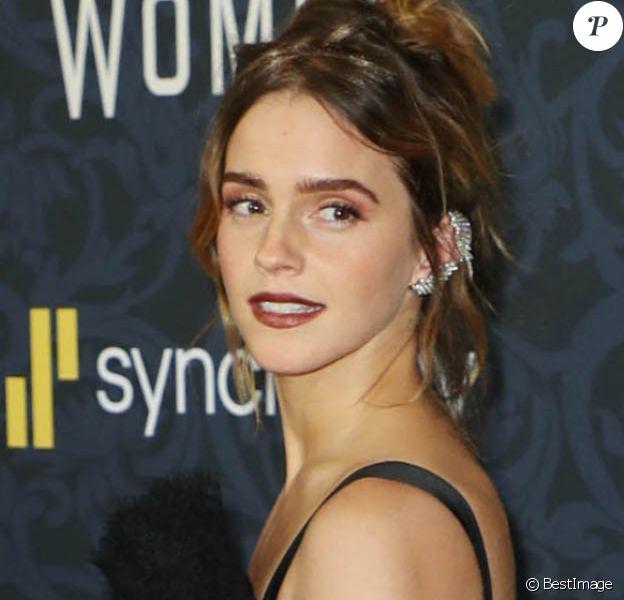 """Emma Watson - Les célébrités lors de l'avant-première du film """"Les Filles du docteur March"""" au MoMa à New York, le 7 décembre 2019."""