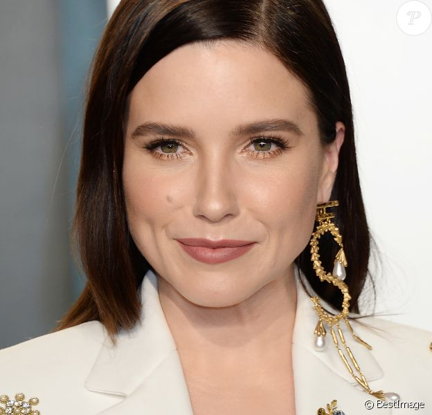 "Sophia Bush - People à la soirée ""Vanity Fair Oscar Party"" après la 92ème cérémonie des Oscars 2020 au Wallis Annenberg Center for the Performing Arts à Los Angeles, le 9 février 2020."