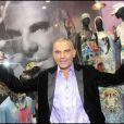 Christian Audigier a inauguré le 3 septembre 2009 un nouveau showroom au 86 rue de Réaumur