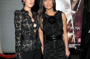 Rumer Willis : une véritable étoile aux côtés de sa sublime maman... une Demi Moore éblouissante !