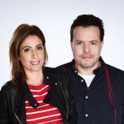 Léa Salamé et Nicolas Demorand en deuil après la mort d'un ami