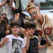 """Céline Dion """"s'ennuie"""" à la maison avec ses fils et fait une annonce"""