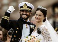 Carl Philip et Sofia de Suède : photos inédites de leur mariage pour leurs 5 ans
