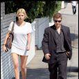 La ravissante Sophie Monk se rend au Château Marmont, à Los Angeles, le 3 septembre 2009 !