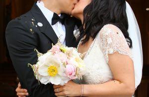 Alizée et Grégoire Lyonnet : Anniversaire de mariage et photos souvenir