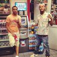 Le rappeur Tray Savage (de son vrai nom Kentray Young), proche de Chief Keef et du défunt Fredo Santana (à droite sur la photo), a été assassiné vendredi 19 juin 2020 à Chicago. Il avait 26 ans.