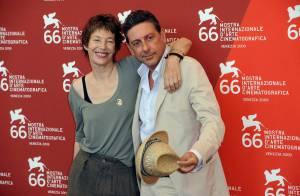 Jane Birkin : à Venise, elle fait son cirque avec un... clown de premier choix !