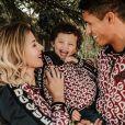 Raphaël Varane et sa femme Camille ont fêté les 3 ans de leur fils Ruben le 9 mars 2020.