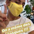 Pauline Ducruet sur Instagram, le 18 juin 2020.