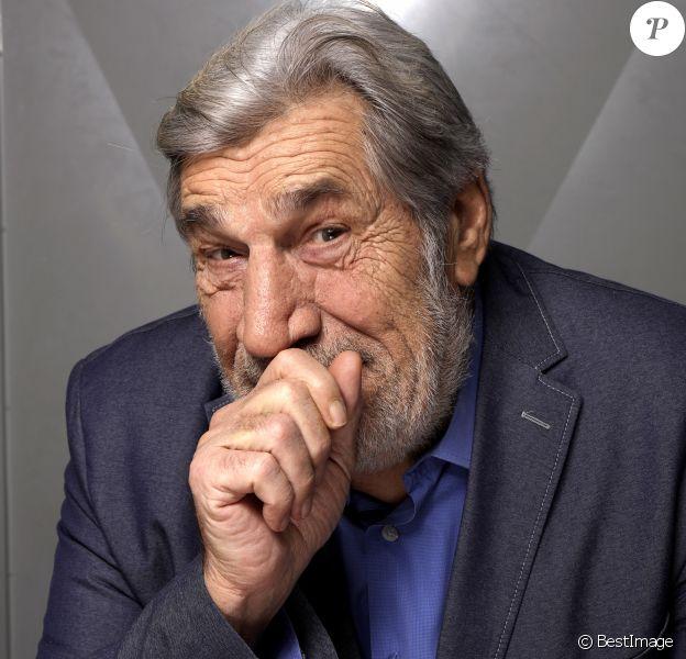 Portrait de Jean-Pierre Castaldi 2019 10/01/2019 - PARIS