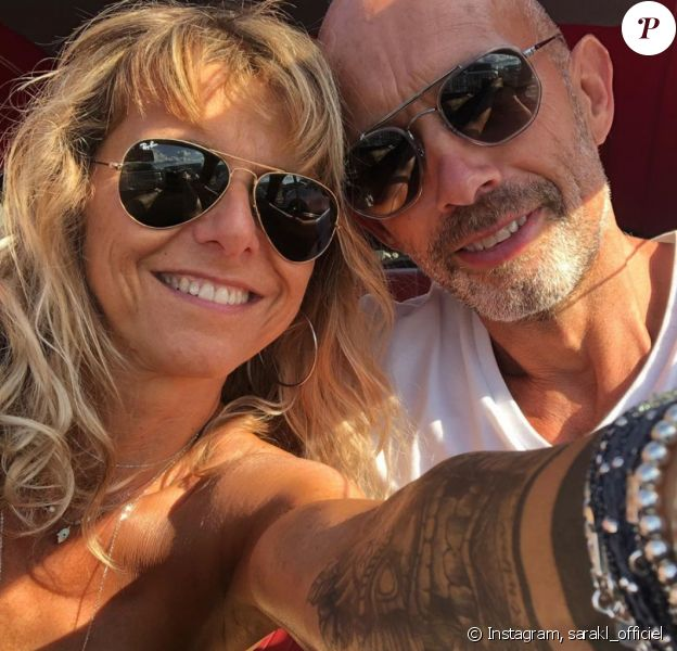 "Sara, aventurière de ""Koh-Lanta"", prend la pose avec son mari sur Instagram - 7 juin 2020"