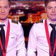 """Les frères Chaix dans """"Incroyable talent, la bataille du jury"""", émission du 30 juin 2020, sur M6"""