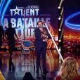 """David Stone dans """"Incroyable talent, la bataille du jury"""", émission du 30 juin 2020, sur M6"""