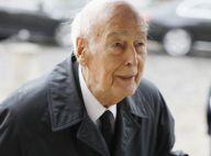 Obsèques de Marc Fumaroli : adieu de l'Académie, avec Valéry Giscard d'Estaing