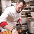 "David Gallienne, grand gagnant de ""Top Chef 2020"" (M6)."