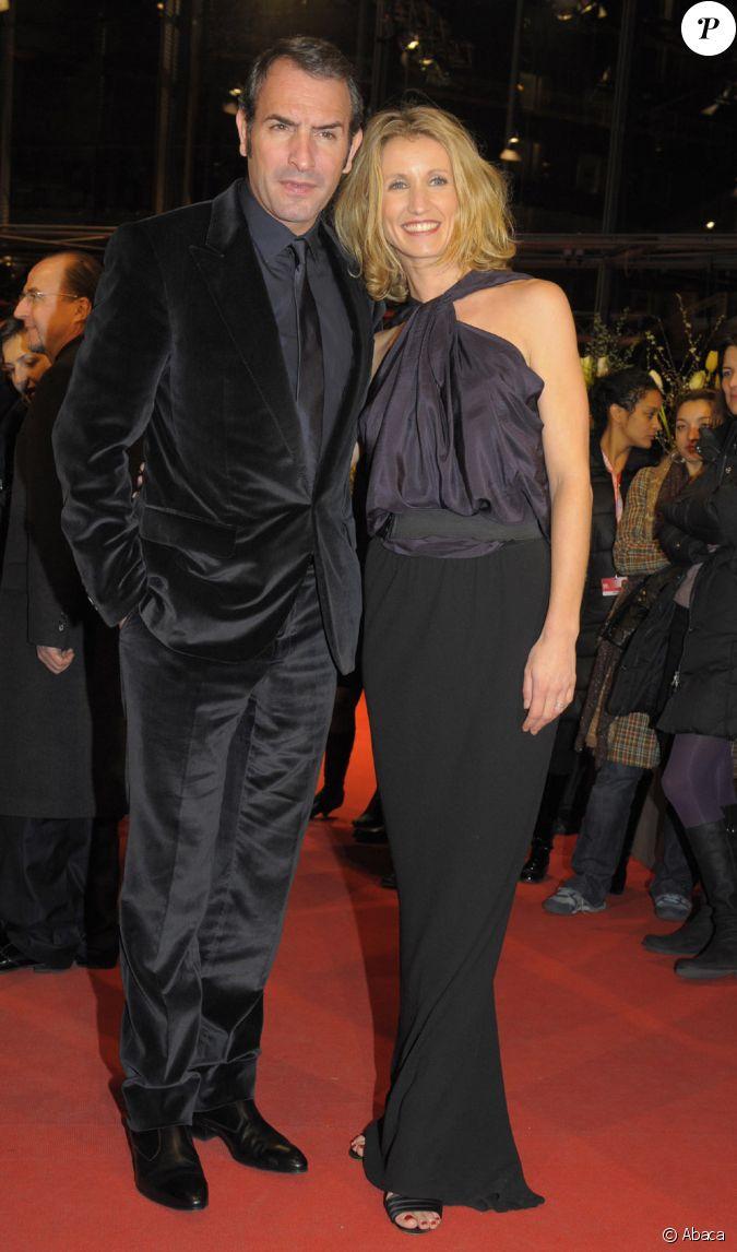 Jean dujardin et alexandra lamy for Enfants de jean dujardin