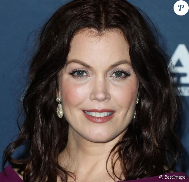 "Bellamy Young lors de la soirée ""FOX Winter TCA All Star Party"" à l'hôtel Langham Huntington de Pasadena, Californie, Etats-Unis, le 7 janvier 2020."