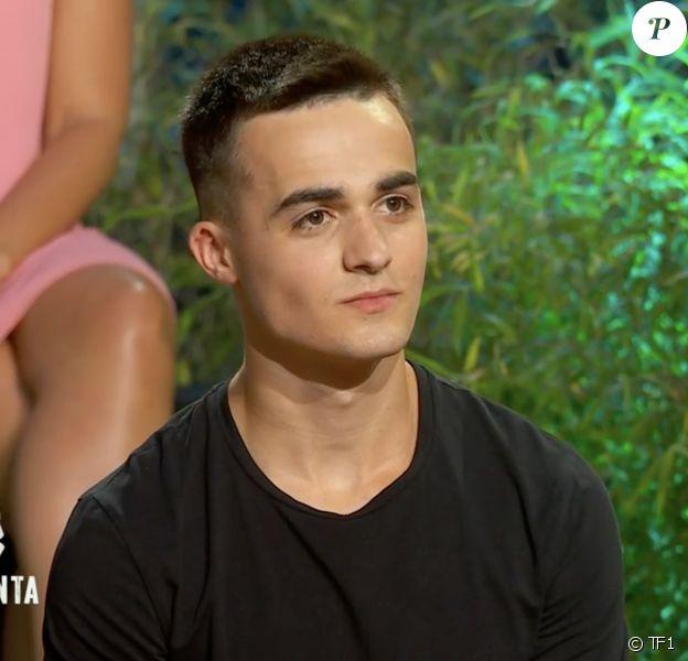 """Sam lors de la grande finale de """"Koh-Lanta, l'île des héros"""" (TF1) vendredi 5 juin 2020."""