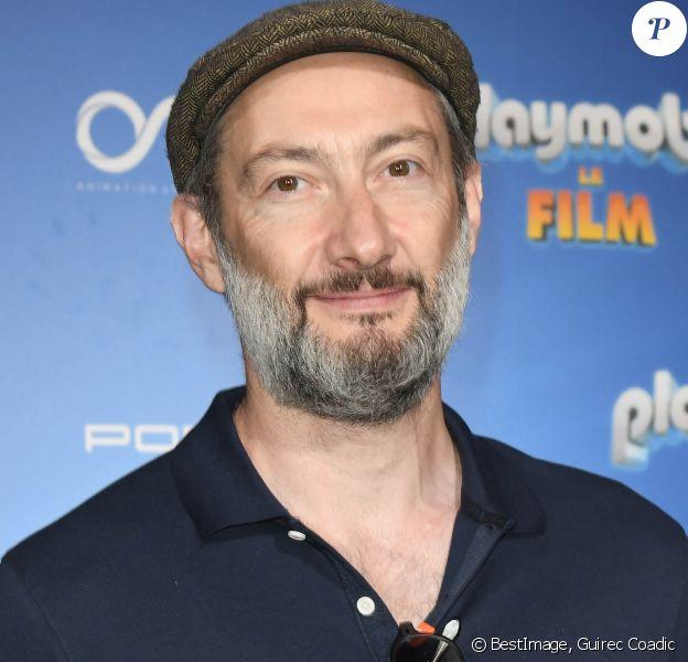 """Vincent Desagnat - Avant-première du film """"""""Playmobil Le Film"""" au cinéma Le Grand Rex à Paris. Le 23 juin 2019 © Coadic Guirec / Bestimage"""