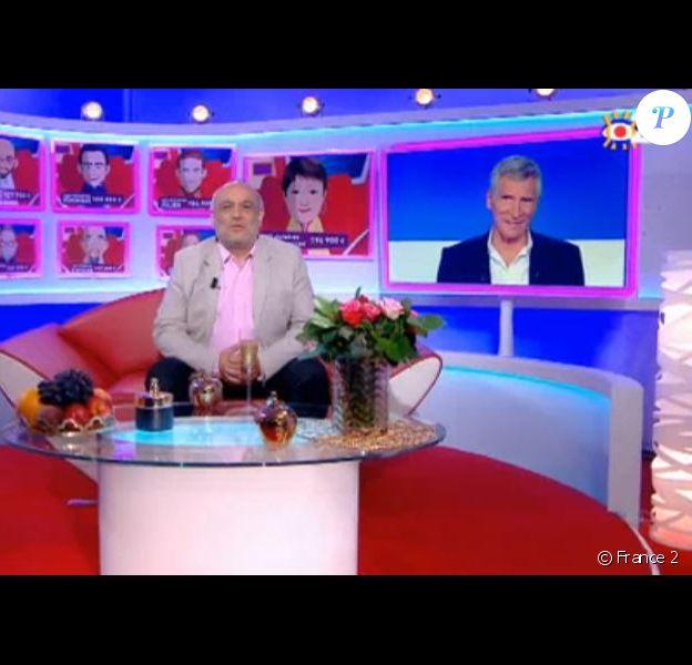 """Mickaël dans """"Tout le monde veut prendre sa place"""", le 15 juillet 2020, sur France 2"""