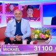 """Mickaël dans """"Tout le monde veut prendre sa place"""", le 13 juillet 2020, sur France 2"""