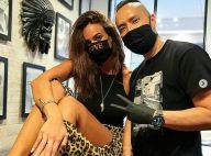 Jade Lagardère : Sublime en léopard, elle s'offre un nouveau tatouage