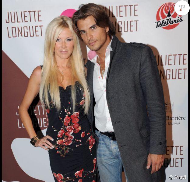 Angie et Romain, toujours aussi amoureux...