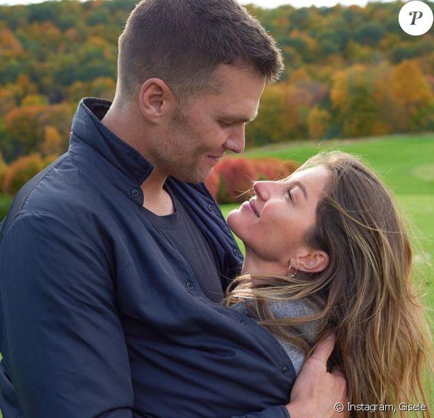 Gisele Bündchen et Tom Brady. Novembre 2019.