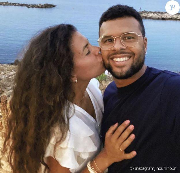 Noura Tsonga a célébré ses deux ans de mariage avec Jo-Wilfried Tsonga le 21 juillet 2020.