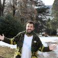 """Rendez-vous avec Laurent Ournac pour la série """"Camping Paradis"""" lors du 21ème Festival des créations Télévisuelles de Luchon le 9 février 2019. © Patrick Bernard / Bestimage"""