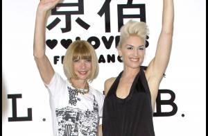 Gwen Stefani et Anna Wintour : deux icônes de la mode et très copines... à la Fashion Week !