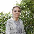 Exclusif - L'impératrice Farah Pahlavi d'Iran (Farah Diba) - Soirée de Gala de la remise du diplôme de l'Ambassadeur de bonne volonté à la salle Belle Epoque of de l'hôttel Hermitage à Monaco le 4 juin 2019. © Claudia Albuquerque/Bestimage