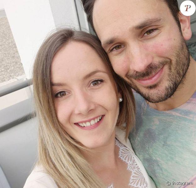 """Elodie a rencontré Joachim dans """"Mariés au premier regard"""" saison 4 sur M6, diffusée en février 2020."""