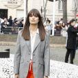 """Clara Luciani - Arrivées au défilé de mode Prêt-à-Porter automne-hiver 2019/2020 """"Miu Miu"""" à Paris. Le 5 mars 2019 © Veeren-CVS / Bestimage"""