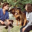 Patrick Swayze avec Jennifer Grey en 1987